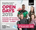 Rochdale Sixth Form College Open Day