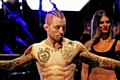 Martin Stapleton crowned BAMMA Lightweight World Cage Fighting Champion