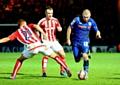 Rochdale 1 - 4 Stoke City