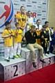 Rocha Jiu-Jitsu win nine medals at national competition