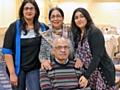 The Akhtar family