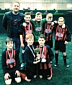 Littleborough Community Primary School football team