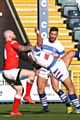Rochdale Hornets beat Barrow Raiders 48 - 12 on their last visit to the Crown Oil Arena