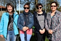 Hospice to Hospice walk<br />Linda Rhodes, Catherine Carroll, Laura Greves and Joanne Whitworth