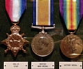 The medals of William Buckley