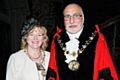 Mayoress Cecile Biant and Mayor Surinder Biant