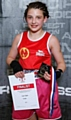 Jude English misses out on win at England National Schoolgirl Championship finals