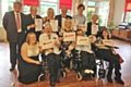 Honresfeld Care Home award winners