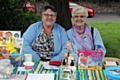 Syke Methodist Church and Syke Community Base Open Day<br /> Gwen McElhinney and Gladys Hallows