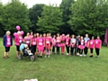 Teachers and students from Falinge Park High School completed the Race for Life 5km at Heaton Park
