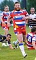 Aidan Gleeson in his England Lions kit