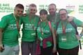 Karl Wild, Peter whitehead, Gemma Bridge, Andrew Oldfield and Sarah Harris.
