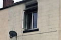 Four families left homeless after the fire at Southview, Bamford
