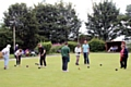Rugby Road Recreation and Bowling Club summer fair and bowling competition