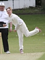 14-year-old Jack Morley bowled superbly on his first-team debut