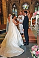 Wedding: Izla Rhawi and Bradley Journeaux