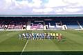 Rochdale versus Scunthorpe United