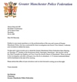 Letter from Chairman of Greater Manchester Police Federation to Simon Danczuk