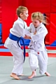 'Nippers' at Rochdale Judo Club