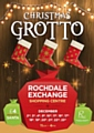 Santa�s Grotto will be open at Rochdale Exchange every Friday, Saturday and Sunday in December and  Monday 19 to Friday 23.