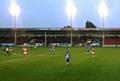 Walsall versus Rochdale