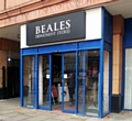 Beales Department Store in the Rochdale Exchange Shopping Centre