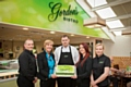 John Jackson (Rochdale Branch Manager), Pauline Rigg (Managing Director), Robin Beeson (Bistro Head Chef), Fiona Roberts (Internet Manager) and Joanne Stewart (Food & Beverage Manager)