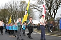 St George parade fills the streets of Heywood