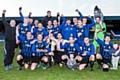 Rochdale Online Alliance Football League President's Cup<br /> Winners - Fothergill & Whittles