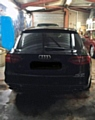 The stolen Audi RS4 estate