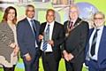 Rochdale Diversity Awards 2016<br /> Lifetime Achievement Award - Councillor Dalaat Ali (centre)