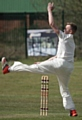 Simon Dawson, Heywood Cricket