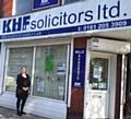 Pamela Walsh joins KHF Solicitors Ltd