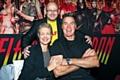 Dale-Con<br /> Melody Anderson (Dale Arden in Flash Gordon), Martin Ballard (Dale-Con organiser) and Sam J Jones (Flash Gordon)