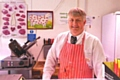 Peter Coward will be retiring after 40 years as a butcher