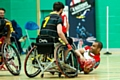 Wheelchair Rugby Four Nations Tournament<br /> Wales v Exiles