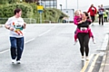 Councillor Janet Emsley (left) taking part in the Rochdale 1k Fun Run in 2016