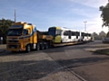 Metrolink�s 120th tram, Bombardier, has embarked on its European journey to Manchester to complete the fleet