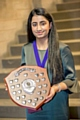 Member of Youth Parliament Sarah Mahmood