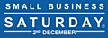 Small Business Saturday 2 December