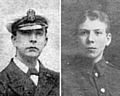 Artificer Thomas Brown and Private Tom Wild
