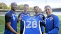 Rochdale Football Club supporting Stoptober