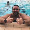 Scott Teirney swimming to raise funds for Samantha Smith