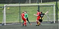 Jake Frost scores again for Hopwood Hall College
