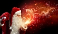 Santa has teamed up with the Royal National Institute of Blind People (RNIB)