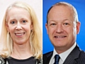 Liz McInnes and Simon Danczuk
