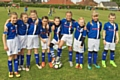Rochdale Girls� U9 team