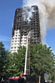 Fire at Grenfell Tower, London