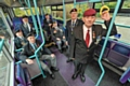 Serving members of the armed forces, veterans and cadets can travel on bus services across Greater Manchester for free