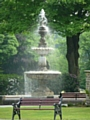 Queens Park Fountain, Heywood